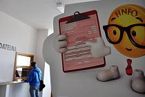 Na Územním pracovišti Finančního úřadu ve Vsetíně bylo i v poslední den odevzdávání daňových přiznání odbavování příchozích plynulé a bez čekání.
