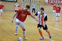 Futsalový Generali cup ve Vsetíně.
