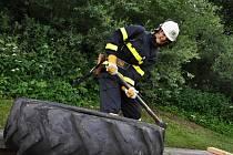 Soutěž O najpevnějšího hasiča zpod hřebeňa Javorníka