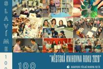 Vsetínská knihovna slaví sto let