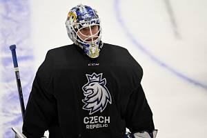 Michal Postava se v současné účastní druhého reprezentačního kempu v krátkém sledu
