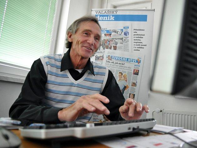 Jan Talaš odpovídal ve čtvrtek 30. května 2013 v on-line rozhovoru na otázky čtenářů Valašského deníku.