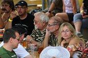 Třiadvacátý ročník Malého festivalu na konci světa s názvem Amfolkfest se uskutečnil v sobotu 28. července v osadě Pulčín.