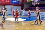Basketbal Žabovřesky - Valašské Meziříčí