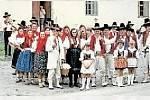 DOŽÍNKY. Dožínky jsou v Polance tradicí. Půldenní akce vychází z tradičních starovalašských dožínek, jak je ve farní kronice zaznamenal na sklonku 19. století tehdejší farář P. Antonín Přibyl. Od 90. let minulého století se konají každý třetí rok.