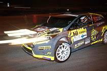 Valašská Rally 2019, 1.RZ