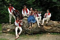 Cimbálová muzika Malá Jasénka