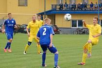 Divize E -  Petrovice u Karviné - Velké Karlovice 0:0