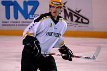Hokejový útočník Marek Dubec.