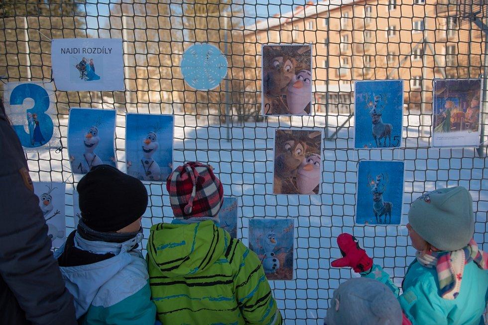 Karnevalová procházka Alceda - SVČ Vsetín