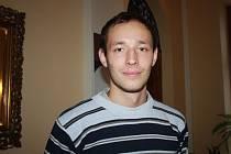 Martin Filák by se chtěl svým koníčkem jednou živit. Zatím pracuje jako truhlář.