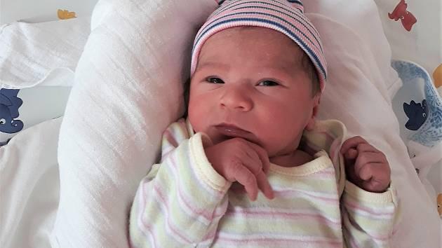 Amélie Střížová, Rožnov pod Radhoštěm, narozena 23. srpna 2020 ve Valašském Meziříčí, míra 46 cm, váha 2550 g