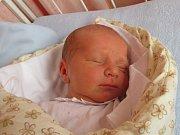 Petrskovský Radoslav, narodil se 14.6.2016 s mírami 3500g/51cm