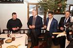 Z Valašského muzea v přírodě v Rožnově vzniklo po podpisu zřizovací listiny 12. prosince 2018 Národní muzeum v přírodě.