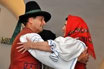 Oslavy 70. výročí založení Valašského souboru písní a tanců Vsacan