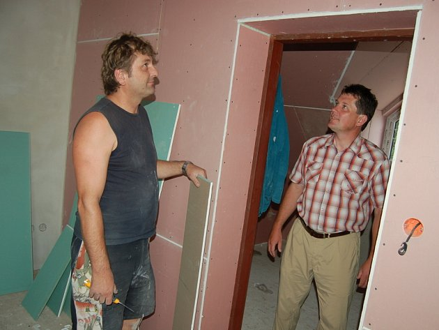 Hovězí buduje nové byty