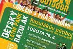 Týden kultury na Valašsku. Razulákův pětiboj.