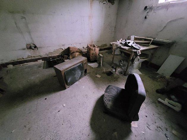 Areál bývalého ústavu pro mentálně postižené vOstravici