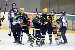 Hokejisté Vsetína v uplynulém ročníku Chance ligy skončili na třetím místě.