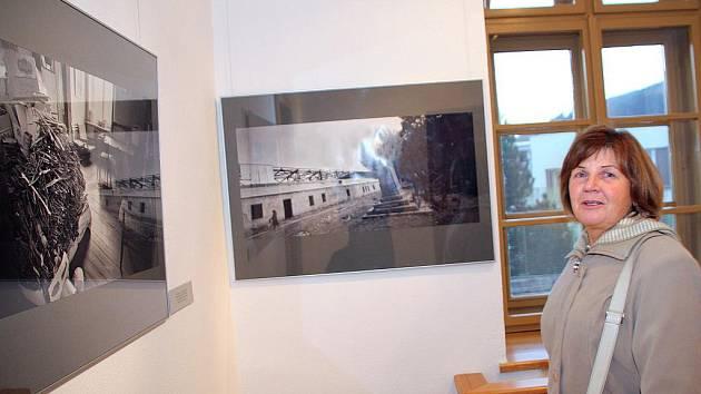 Výstava vsetínského fotografa Aleše Mynáře s názvem Zapomenutá Arménie