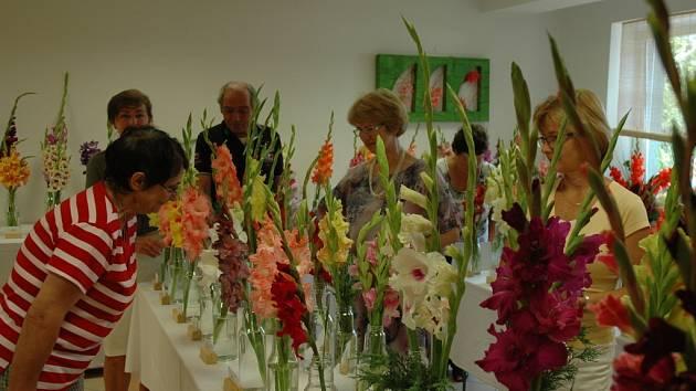 Na krásu květin lákají o víkendu zahrádkáři z Ratiboře na Vsetínsku. Místní základní organizace Českého zahrádkářského svazu tady pořádá Květinové dny.