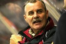 Hokejový trenér Jaroslav Stuchlík.