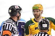 Hokejisté Vsetína ve Vrchlabí prohráli 2:6. Hodně se však mluvilo o prvním uznané brance domácích.
