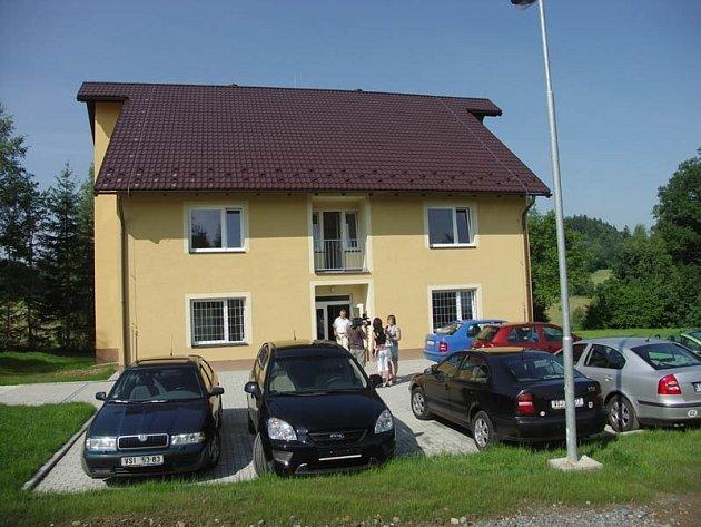 Nový dům na Palkovně
