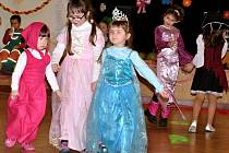 Tradiční dětský karneval ve Študlově