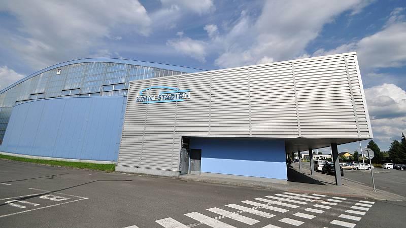 Valašské Meziříčí - zimní stadion