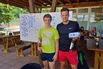 3. turnaj ATP Valašska 2021