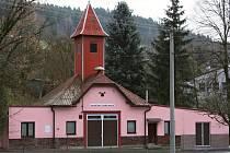 Opravená hasičská zbrojnice Sboru dobrovolných hasičů Vsetín – Jasenka.