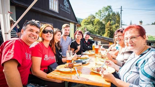 Karlovský gastrofestival: gastro tour.