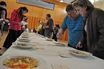 Devátý ročník tradiční soutěže O nejlepšího francolhotského kyseláče se uskutečnila v sobotu 8. března 2014 odpoledne v kulturním domě ve Francově Lhotě.