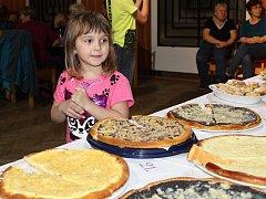 Jedenáctý ročník soutěže O nejchutnější Valašské buchty v Lidovém domě v Novém Hrozenkově