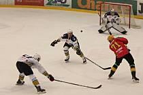 Třetí sobota roku 2019 přinesla další vítězství hokejistům Vsetína. Na domácím ledě porazili Rytíře z Kladna 6:1.