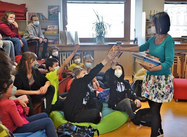 Vsetínská knihovna ocenila nejlepší čtenářské třídy