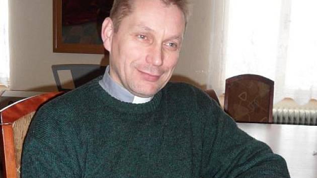 Jan Surowczyk pochází z polské části Oravy. Vánoce bude letos trávit s rodinou své nejmladší sestry a kmotrou. Příbuzní za ním přijedou do Francovy Lhoty.
