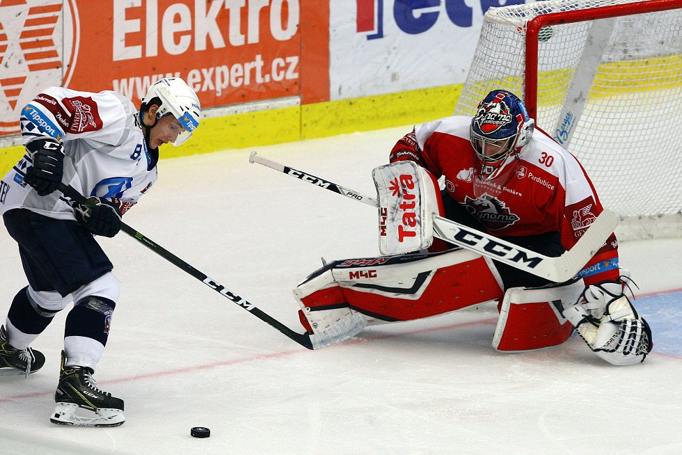 Jakub Štěpánek si dvakrát střihl působení v Pardubicích. Dohromady ale zde odchytal pouze 14 zápasů.