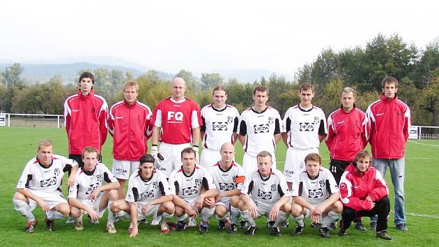Fotbalisté Valašského Meziříčí