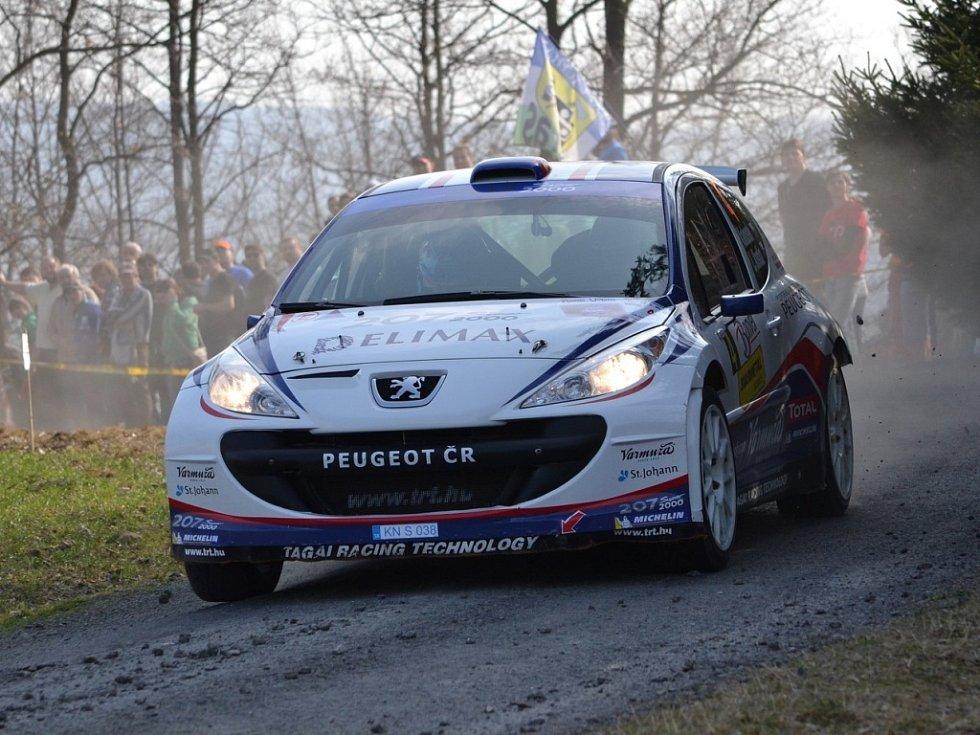 Valašská rally 2012
