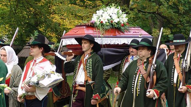 Pohřeb Jaroslava Štiky