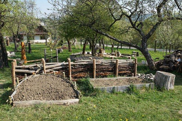 Zahrada poznání valašského ekocentra