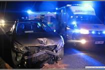 Nehoda na hlavním silničním tahu I/35 u Zašové, 15. listopadu 2019