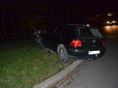 Sednout opilý za volant se nevyplácí. Ve středu večer se o tom přesvědčil také šestadvacetiletý Vsetíňan.