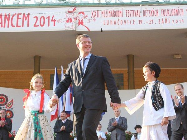 Vojtěch Zubíček, starosta Kateřinic