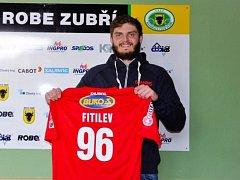 Aleksei Fitilev.