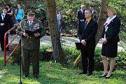 Třiasedmdesáté výročí vypálení Juříčkova mlýna si v sobotu 21. dubna 2018 připomněli v Leskovci. Pietního aktu se zúčastnil také plukovník Jaroslav Vodička, předseda Českého svazu bojovníků za svobodu.