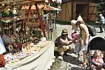 Zvonečkový jarmark v rožnovském skanzenu