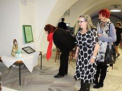 V sobotu 25. listopadu 2017 se ve vsetínském zámku uskutečnil devátý ročník dobročinné aukce Diakonie Vsetín. Licitátorem byl stand up komik Dominik Heřman Lev.